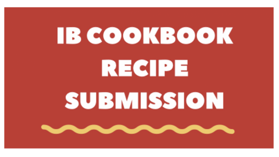 The IB program creates a cookbook showcasing the diversity in the community.
