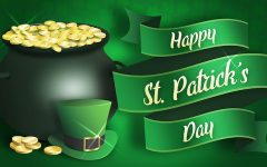 St. Patrick's Day is celebrated worldwide on March 17.