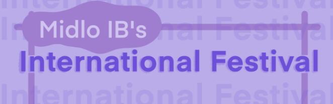 The IB program plans its first virtual International Festival.