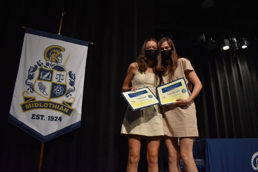 2021 Senior Awards Ceremony