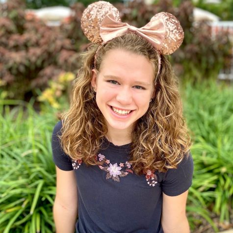 Senior Lena Caffall is named the 2021 Student of the Year for her incredible contributions to Midlothian.