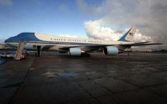 Air Force One serves as the private presidential jet for chief executives.