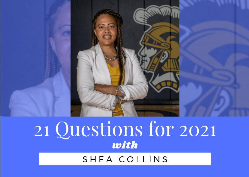 21 questions for 2021 with Director of Student Activities Shea Collins