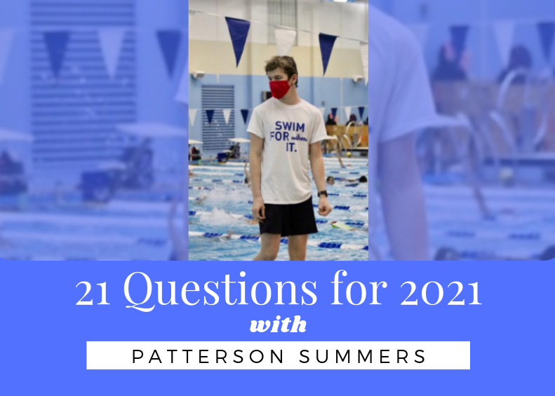 21 questions with Sophomore Class President Patterson Summers