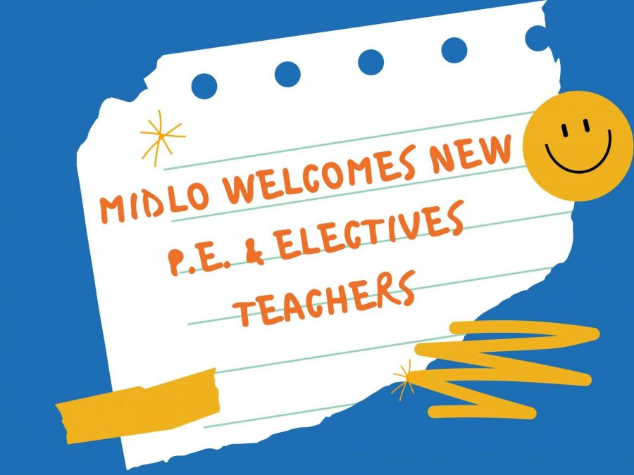 For the 2021-2022 school year, a number of new teachers join the Midlo team.
