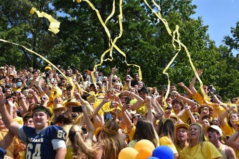 2021 Blue and Gold Pep Rally