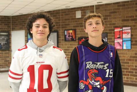 Midlo students prepare for spirit week to celebrate homecoming 2021.