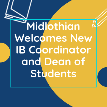 Stuart Jones and Danielle Brown joined the Midlo Administrator Community